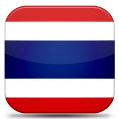 Bandeira Tailandia