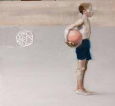 "Saatchi Art Artist Silja Selonen; Painting, ""F e e l t h e t i m e"" #art"