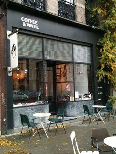 Coffee Outside | Coffee & Vinyl, Antwerpen