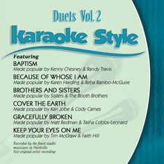 Karaoke Cdgs, Dvds & Media Women Of Gospel Volume 1 Christian Karaoke Style New Cd+g Daywind 6 Songs To Adopt Advanced Technology Musical Instruments & Gear