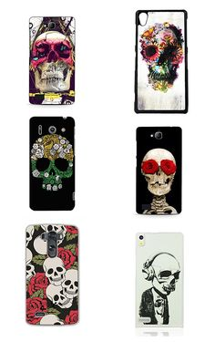 Cool skull phone cases for all you tough girls and guys out there! Check them out!
