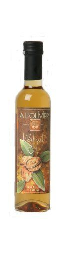 L'Olivier Walnut Oil, 8.3-Ounce Bottles (Pack of 2) * Startling big discounts available here : baking desserts recipes