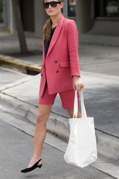 pink suit! - Emerson Fry Spring 2012 line