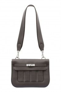 Hermes Grey Berline Bag #hermes #handbags