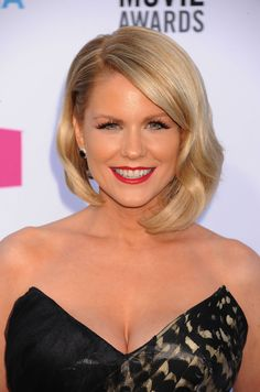 Carrie Keagan | Carrie Keagan at 17th Critic's Choice Movie Awards in Los Angeles