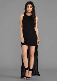 Sencillos vestidos negros asimétricos para fiesta 2014 http://vestidoparafiesta.com/sencillos-vestidos-negros-asimetricos-para-fiesta-2014/