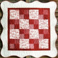 From Cottage quilts