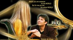 Whole World / ROHID ALI KHAN