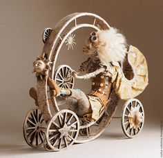 Ooak Dolls, Art Dolls, Traditional Toys, Japanese Toys, Unusual Art, Assemblage Art, Sculpture Clay, Illustrators, Fantasy Art