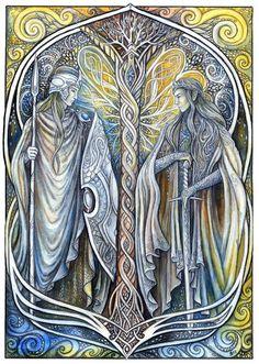 Elven Earth: Legend of the Tuatha dé Danann