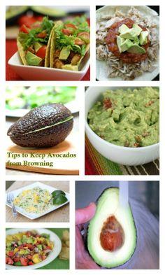 9 Delicious Avocado Recipes & Tips | 5DollarDinners.com