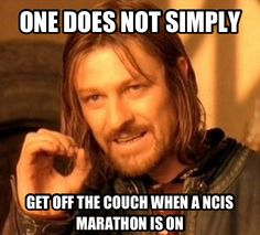 my mother would agree with this she looooves NCIS