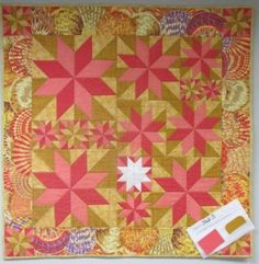 Paint Can Challenge 2013, wall hanging | Joyce Hockman