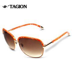 Vintage Women Sunglasses 2015 Newest Pop Female Eyewear Retro Armacao De Oculos Best Selling Low Price Women Sun Glasses 32913A
