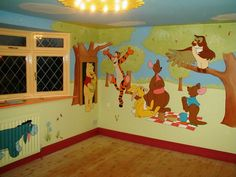 92 best Wall Murals images on Pinterest Pooh bear Tigger and Eeyore
