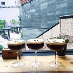 it is the best espresso martini in town indeed!!! ☕️ @winstonscoffee