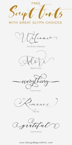 Free and Decorative Winter Fonts for Every Project Fall Fonts, Winter Fonts, Farmhouse Font, Farmhouse Signs, Handwriting Fonts, Cursive Fonts, Monogram Fonts, Monogram Letters, Script Fonts