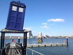 Doctor Who Experience in Cardiff Bay