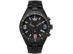 578ea8c3d3c Relógio Feminino Adidas ADH2519 Z - Analógico Resistente à Água Cronógrafo  Relógio Feminino