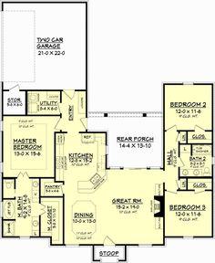 441 best new home images dream house plans dream home plans rh pinterest com
