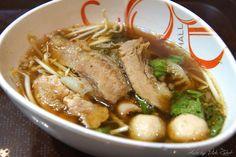 Essen in Bangkok - leckere Suppen
