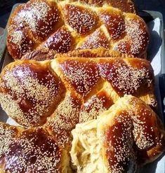 88087525_1049543108764181_1432903104008814592_n Greek Sweets, Greek Desserts, Greek Recipes, Vegan Desserts, Cake Mix Cookie Recipes, Cake Mix Cookies, Greek Cookies, Vegetarian Recipes, Cooking Recipes