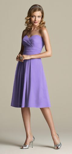 After Six Bridesmaid Dresses - Style 6574 - Chiffon | Weddington Way at Weddington Way ~ Bridesmaid Dress Shopping Made Simple and Social, $178