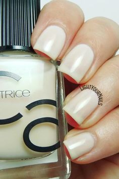 "Catrice Nail Polish ""The Nude Scene"""