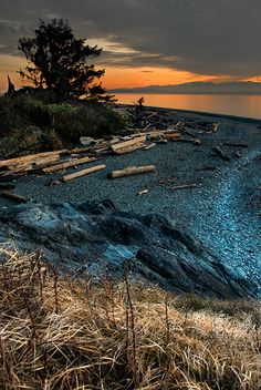 Rosario Beach  Washington State
