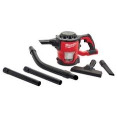 Milwaukee 0882-20 M18 18-Volt Lithium-Ion Compact Vacuum Bare Tool (Tool-Only) NIB