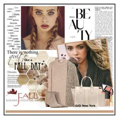 """Fall in Love with Fall..."" by cindy88 ❤ liked on Polyvore featuring Anja, Marni, Zara, Lancôme, Tory Burch, GiGi New York, Augusta and NARS Cosmetics"