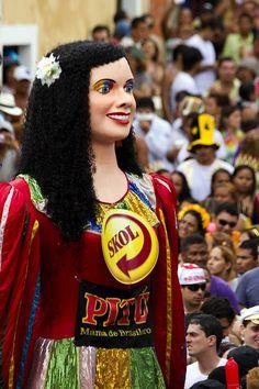 Carnaval em Olinda - Pernambuco