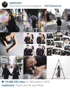 Nine best of naddie :) Top 10 Instagram, Instagram Accounts, Best Nine, Jadine, In 2015, All About Time, Photo Wall, Photo And Video, Frame