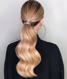 Blonde Hair With Highlights, Brown Blonde Hair, Black Hair, Bride Hairstyles, Pretty Hairstyles, Hairstyle Men, Funky Hairstyles, Formal Hairstyles, Hair Inspo