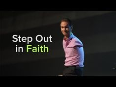 """Nick Vujicic (author of """"No Limbs, No Limits"""") speaking to a church in the US// note: this man is continuing to move forward & now is married with a son! #inspiringpeople #lifestories"""