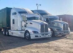 Big Rig Trucks, Semi Trucks, Breaker Breaker 19, Quito, Truck Paint, Kenworth Trucks, On The Road Again, Rigs, Volvo
