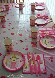 Pinkalicious Party