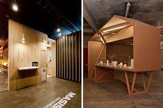 Decofilia Blog | Decorar con pallets: Paneles decorativos y separadores de espacios