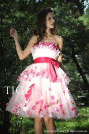 【TIGLILY】ウェディングドレス_カラードレス(c089)