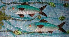 Mackerel Swim by SusannahSindall on Etsy