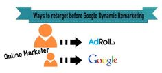 Prior to Google Dynamic Remarketing, smaller online marketers were often unable to retarget using solutions such as Adroll due to spend limits. These merchants could retarget using Google, but were more limited with retargeting options (where to retarget, who to retarget, when to retarget).