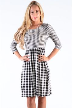 Pop Couture - Quain Gingham Midi Skater Dress, $28.12 (http://www.popcouture.co.uk/clothing/dresses/day-dresses/quain-gingham-midi-skater-dress/)