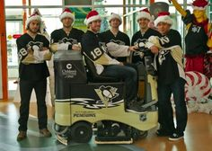 """I live how they make Neal sit on it. """"Yeah Nealer...you have going to have to ride it..."""""""