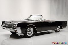 '63 Lincoln Continental Convertible