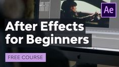 After Effects for Beginners | FREE Mega Course Free Courses, Online Courses, Build An App, After Effect Tutorial, Text Animation, Learn A New Skill, After Effects, You Videos, Mind Blown