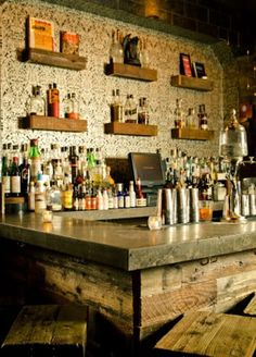 67 Orange Street (Harlem) ... This place has a speakeasy feel ... Check it out.