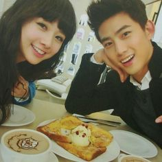WGM Global - Taecyeon and Emma