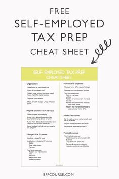 tax prep tax organization self employed taxes tax tips Small Business Bookkeeping, Small Business Accounting, Business Advice, Business Planning, Starting A Business, Accounting Basics, Bookkeeping Services, Business Coaching, Business Education