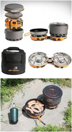 Jetboil Genesis Basecamp Camping Stove Ideal for all of your cooking needs in th… – Meghanen Walters – bushcraft camping Camping Hacks, Camping Supplies, Camping And Hiking, Camping Life, Tent Camping, Outdoor Camping, Camping Cooking, Camping Desserts, Camping Gadgets