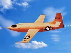 "On October 14, 1947 Air Force Captain Charles ""Chuck"" Yeager broke the sound barrier in the Bell X-1, which was co-designed by Benson Hamlin, a participant on Celestis' first memorial spaceflight. Read Benson Hamlin's Celestis biography at http://celestis.com/memorial/founders/hamlin.asp"